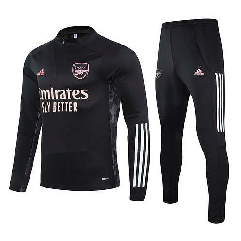 EU Arsenal 1-4 Zip Trainingspak 2020-2021