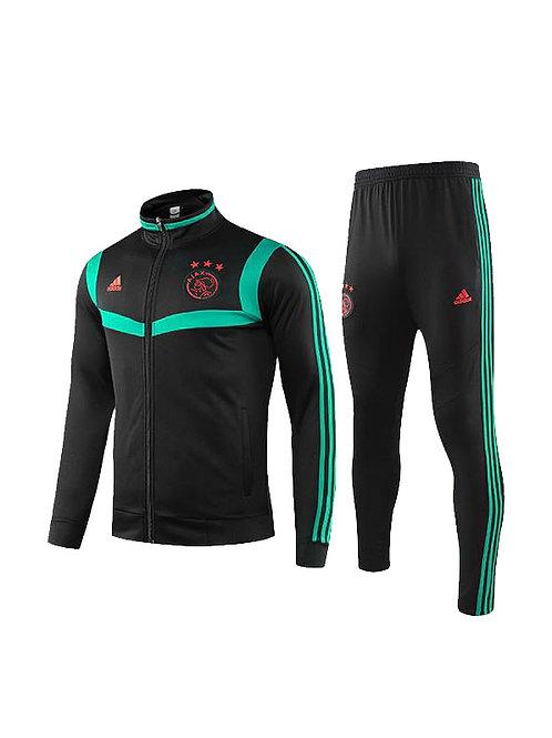 Ajax Trainingspak 2019-2020 Zwart/Groen