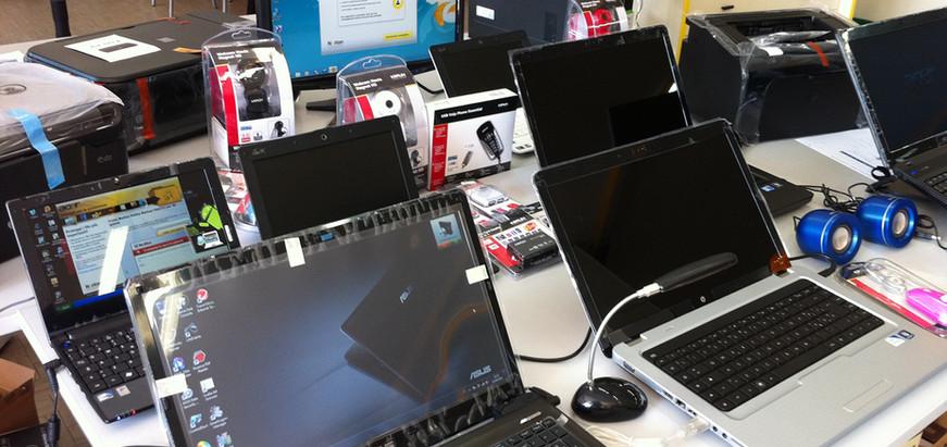 Vasto Assortimento Laptop