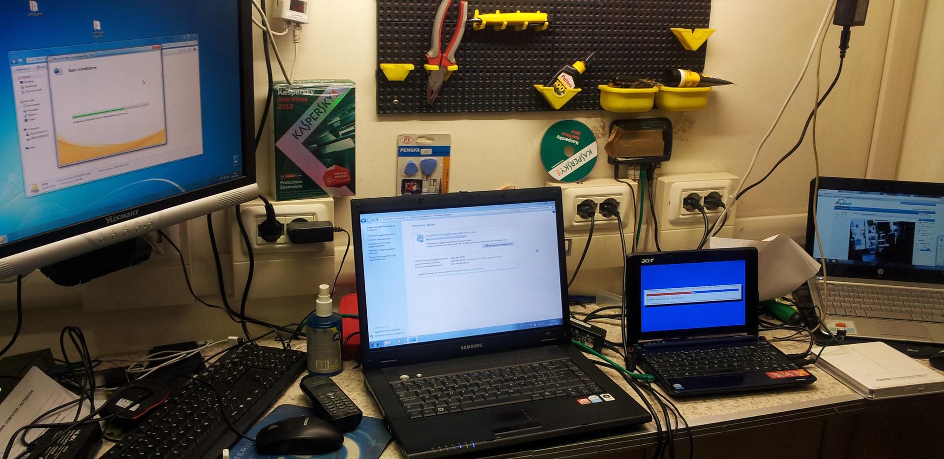 Parte del Laboratorio