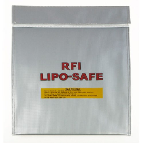 FIRE PROOF CHARGING BAG SMALL 18CM X 22CM