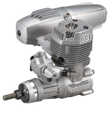 OS MAX 55 AX ENGINE