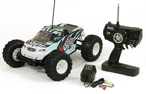 MASSIVE RTR 1/10TH SCALE TRUCK WITH RADIO