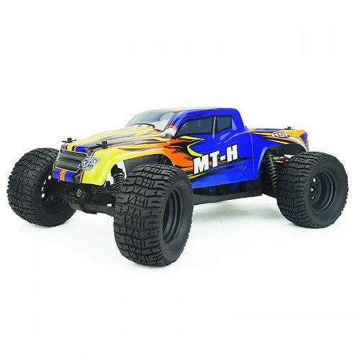 HSP 94401 ELECTRIC RTR 1/12TH SCALE 2WD BRUSHED TRUCK WITH RADIO