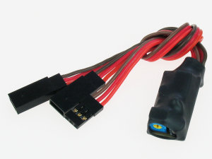 Y-LEAD WITH SERVO REVERSE AND POSITION TRIM