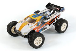 HELION DOMINUS 10TR 1/10TH SCALE RTR TRUGGY WITH RADIO