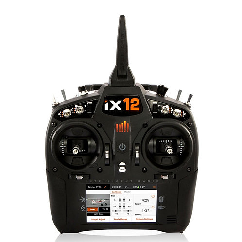 SPEKTRUM iX12 2.4GHZ 12CH ANDROID POWERED RADIO ONLY (NO RECEIVER)