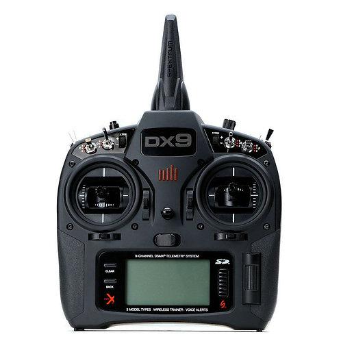 SPEKTRUM DX9 2.4GHZ 9CH RADIO ONLY (BLACK) (NO RECEIVER)