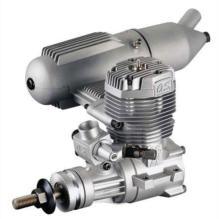 OS MAX 65 AX ENGINE