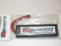 XPOWER 7.4V 2S 3900MAH CAR LI-PO BATTERY
