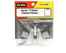 DUBRO 237 NYLON CONTROL HORNS