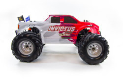INVICTUS 10MT 1/10TH SCALE RTR TRUCK WITH RADIO