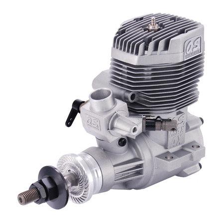 OS MAX 120 AX ENGINE