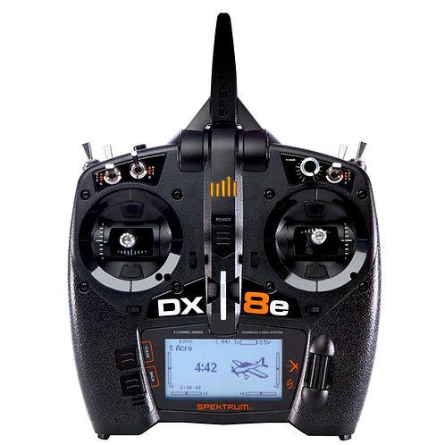 SPEKTRUM DX8e 2.4GHZ 8CH RADIO ONLY (NO RECEIVER)