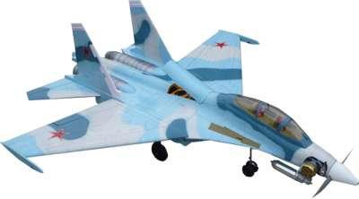 VMAR SU 27 FLANKER 61-91 PROP JET