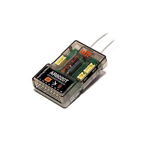 SPEKTRUM AR8020T 8CH 2.4GHZ DSMX/DSM2 RECEIVER