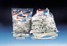 SILICONE RUBBER BANDS 150MM (8 PKT)