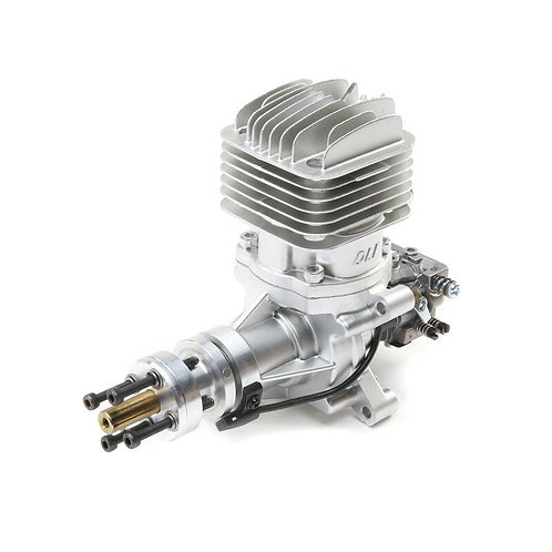 DLE 35cc RA GAS ENGINE WITH IGNITION AND MUFFLER