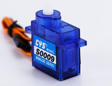 CYS S0009 1.5KG 9G MICRO SERVO