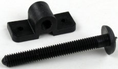 WING BOLT AND BRACKET 6MM (1 PKT)