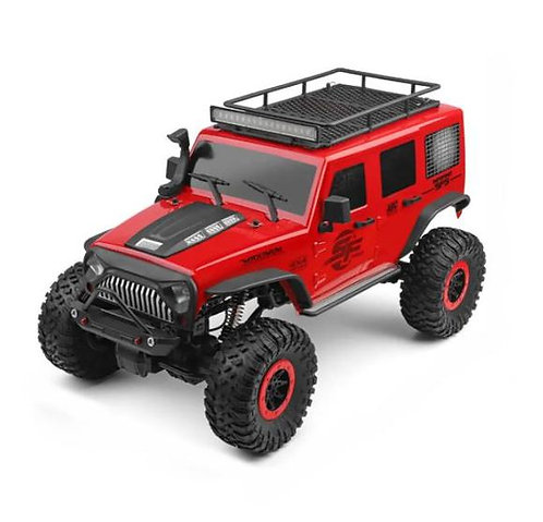 WL104311 ELECTRIC RTR 1/10TH SCALE ROCK CRAWLER 2.4GHZ COMPLETE