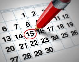Calendario fiscal y laboral 2016
