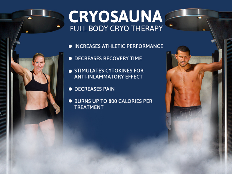 cryosauna London