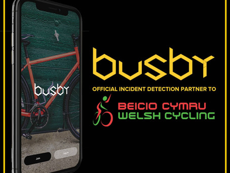 Welsh Cycling and Busby Partnership