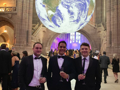We Won! International Business of the Year Award 2021