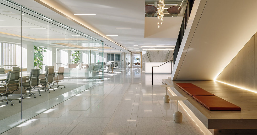 Luminated Office
