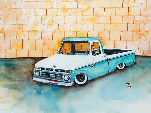 1966 Ford Truck