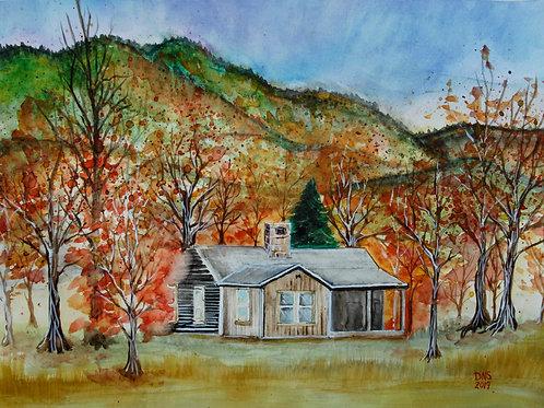 Deerfield Cabin