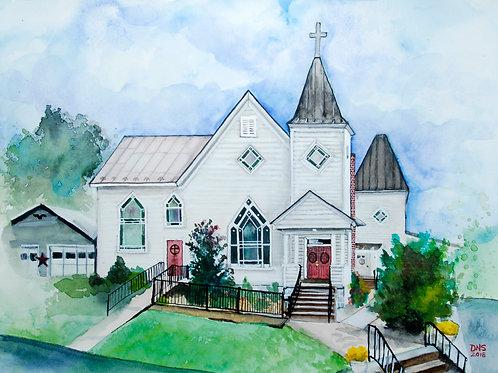 Spring Hill Presbyterian