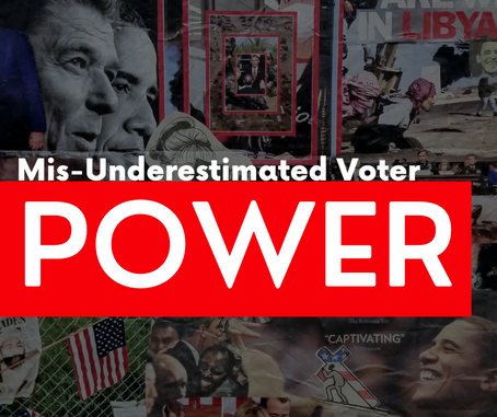 Mis-Underestimated Voter Power