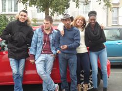 Journée Routière à Metz