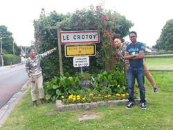 """Journée routière vers """"Le Crotoy"""""""