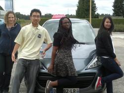 Journée routière vers Cabourg