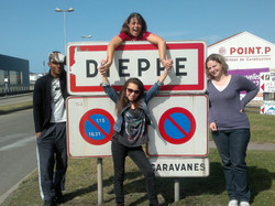 Journée Routière à Dieppe