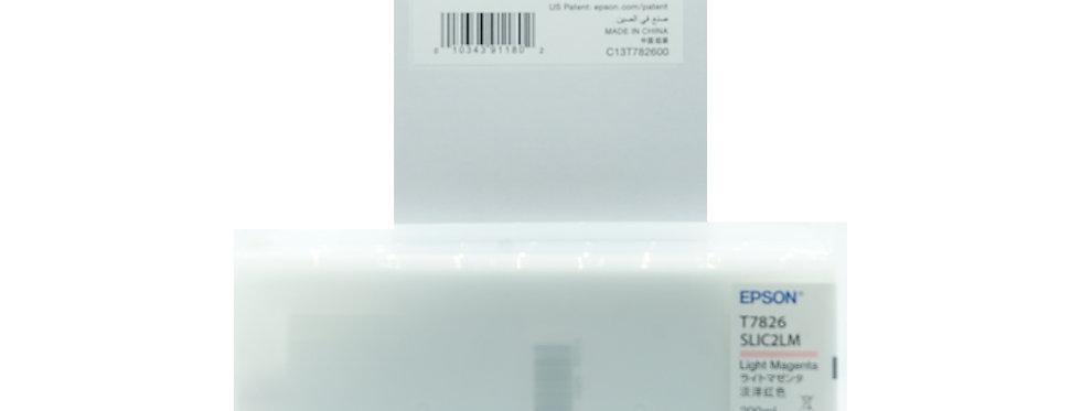 T7826 Light Magenta