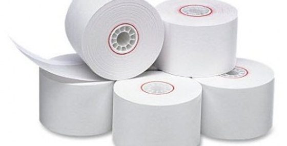 กระดาษโฟโต้ 12 นิ้ว ยาว100 เมตร