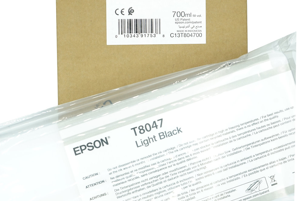 T8047 Light Black