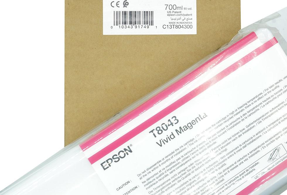 T8043 Vivid Magenta