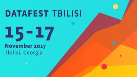 DataFest Tbilisi 2017