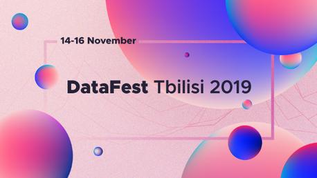 DataFest Tbilisi 2019