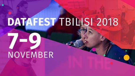 DataFest Tbilisi 2018