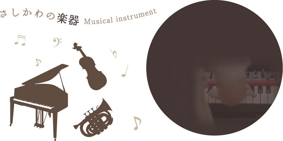 さしかわの楽器