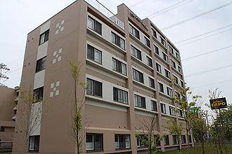 2013年札幌市手稲区老健施設.JPG