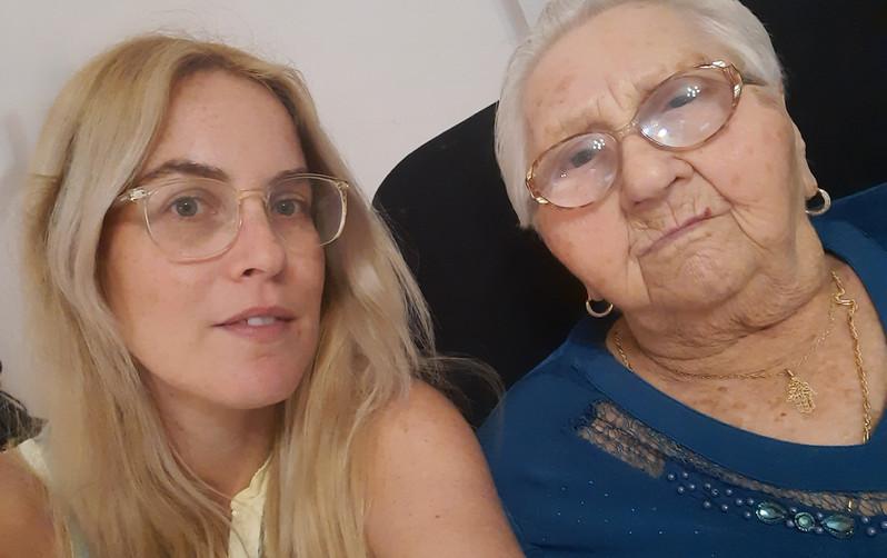 עם ישראל חי! בזכותכם אנחנו כאן.    סבתא בת 89 בקיאה בכל הנושאים וחברה שלי לחיים, תודה על כל מה שאת בשבילנו