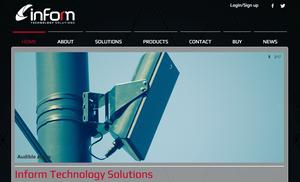 Inform TS website