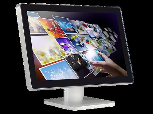 """INDT215 - 21.5"""" Bezel-Free Touchscreen"""